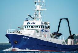 Skipsteknisk designer nytt forskningsfartøy til New Zealand