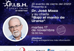 José Maza cerrará las jornadas Fish Great Talks de Skretting