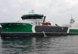 Shipyard worker dies after wellboat fire