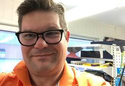 Han blir ny leder for Bluegroves produksjon og servicetjenester