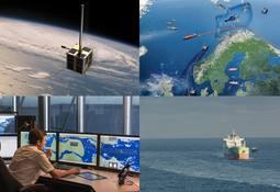 Kystverket øker bruken av satelitt