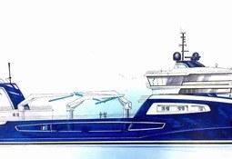 ABB leverer hybrid kraftløsning til FrøyGruppens nye brønnbåt
