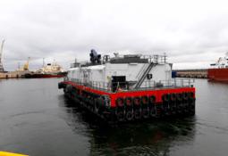 Eidsfjord Sjøfarm investerer i værhard fôrflåte