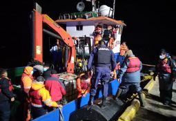 Australis mantiene Plan de Contingencia de Derrame de Hidrocarburos