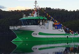 Sletta verft leverer hybridskip
