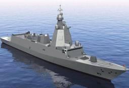 Kongsberg med fregattkontrakt for 200 mill