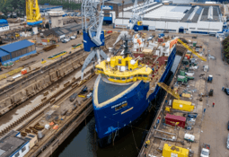 New career in fish farming for offshore support vessel