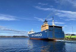 Sea-Cargo starter ny linje