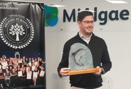 Green award for salmon feed ingredient pioneer MiAlgae