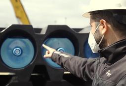 Salmones Blumar ha reutilizado 3,5 toneladas de plástico con economía circular