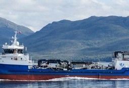 Con plan piloto iniciarán transición de wellboats a energías verdes en Magallanes