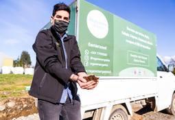 Compañía chilena trabaja para valorizar los residuos orgánicos de la salmonicultura