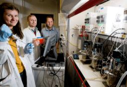 Firman primer contrato para probar comercialmente simulador intestinal de salmón