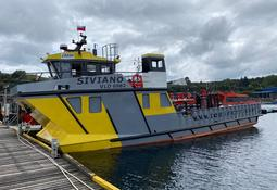 Badinotti Chile presenta su primera embarcación 100% diseñada para sus operaciones