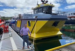 Badinotti Chile lanzará segunda nave de diseño propio para la salmonicultura