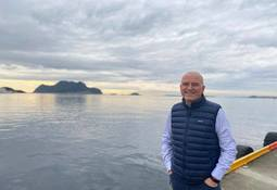 Columbi Salmon har mål om karbonnøytral lakseoppdrett