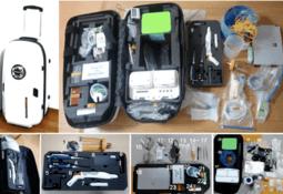 Desarrollan laboratorio portátil para detección de microalgas nocivas