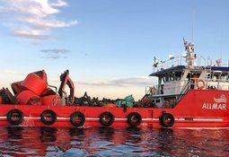 Advierten que nueva ley atenta contra seguridad de tripulantes de naves acuícolas