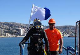 Innovador proyecto logra capacitar a 55 buzos acuícolas para faenas seguras
