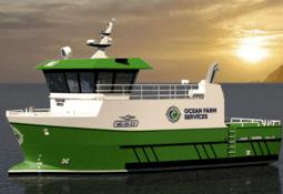 Shetland service provider orders third newbuild vessel