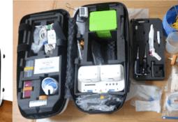 Suitcase Lab: La herramienta chileno-japonesa para detectar microalgas tóxicas