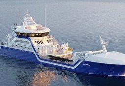Salmones Camanchaca anuncia incorporación de nuevo wellboat de última generación