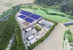 Grieg dips a toe into on-land salmon farming