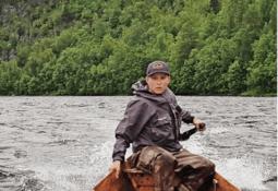 Skjellprøvene i Alta- og Repparfjordelva tatt i 2020 viser lite oppdrettslaks