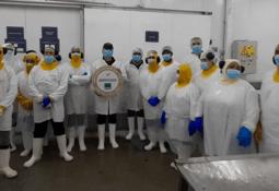 AquaChile processing plants all classed 'Covid-safe'