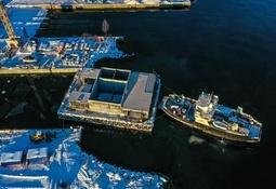 Marina Solutions bygger fôrflåte til Hofseth Aqua