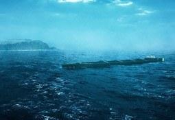 Megacentro salmonicultor Havfarm soporta sin problemas la tormenta