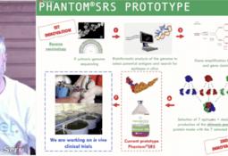 Nuevo prototipo de vacuna para SRS entrará en etapa de validación