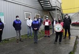 Cermaq Chile obtiene sello Covid para todas sus plantas de procesamiento