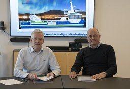 Bakkafrost har bestilt hel-elektrisk arbeidsbåt