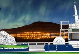 Bakkafrost orders an all-electric workboat