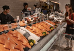 Norway's January salmon exports worth 23% less