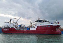Verdens første LNG-batteri hybride brønnbåt snart på plass hos Nordlaks