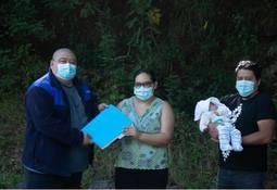 Cermaq Chile entrega apoyo técnico a comunidad Indígena