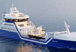 Salmones Camanchaca evalúa dos tratamientos mecánicos para su nuevo wellboat