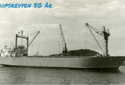 «Berby» - Seriebygget skip fra TMV