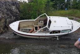 Samlet inn 207 båtvrak