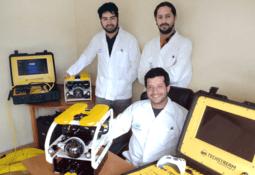Empresa regional crea primer sistema autónomo para costurado de redes loberas