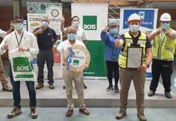 Salmonicultora chilena se suma a obtención de Sello Covid para sus operaciones