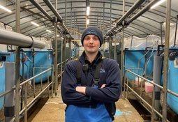 Cooke fish farmer triumphs twice in rural skills awards