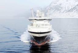 Krill harvester pledges net zero emissions by 2050