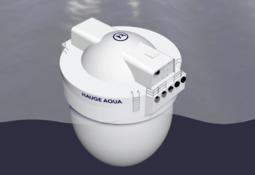 Nuevo concepto de jaula semicerrada con forma de huevo será construido