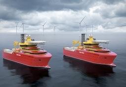 Hydrogenious LOHC Technologies og Østensjø danner fellesforetak