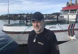 Ukens Skipsbesøk: RS «Aril»