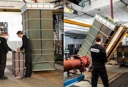 Hydroniq Coolers leverer digert kjølesystem til Wärtsilä