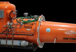 Lanzan nuevo sistema de rescate para buzos acuícolas accidentados
